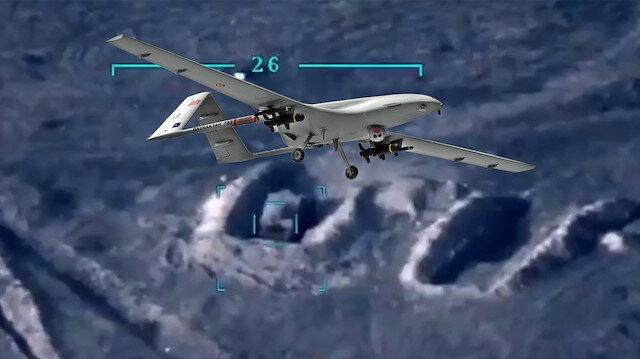 Турецкие беспилотники Bayraktar в деле: видео-галерея воздушных ударов А...