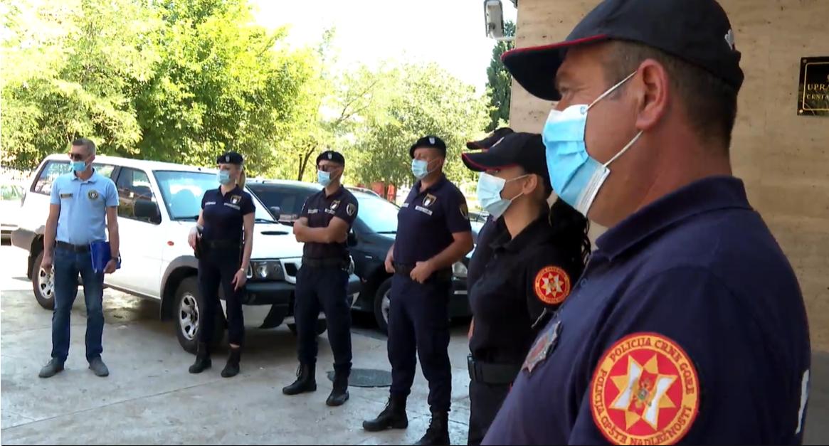 Черногория повторно объявила об эпидемии коронавируса