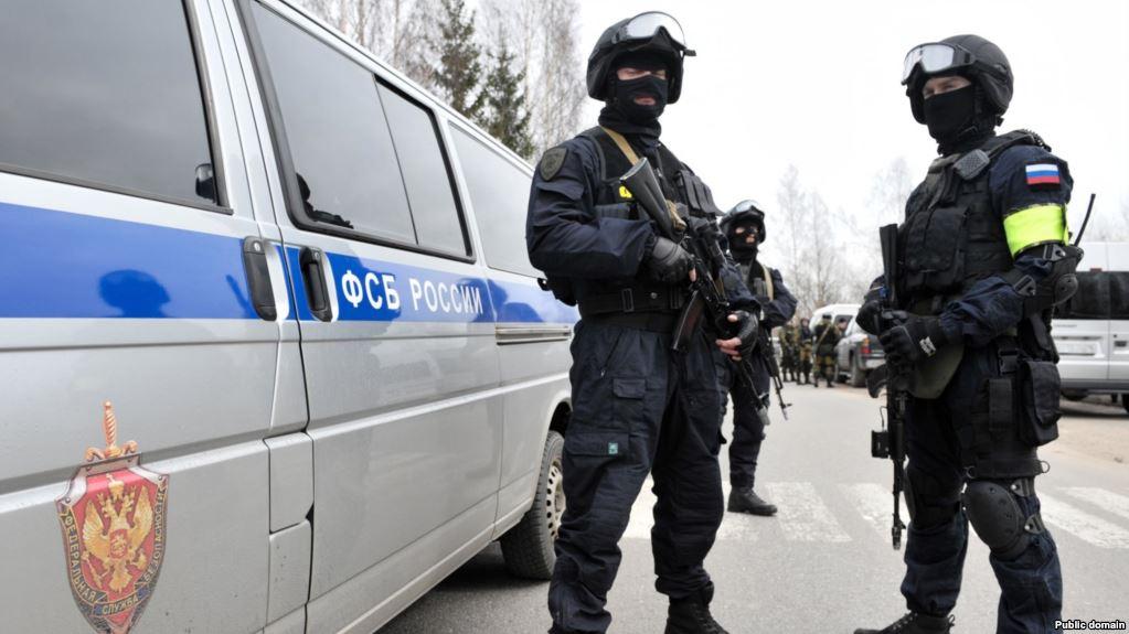 В оккупированном Крыму прошли обыски у крымских татар