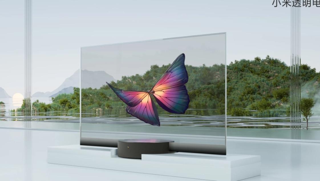 Из Sci-Fi фильмов на конвейер. Xiaomi запускает производство прозрачных...