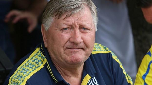 Умер суперзвезда украинского футбола Владимир Лозинский
