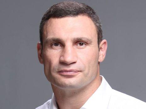 Кличко уверенно лидирует в гонке за мэрское кресло в Киеве,  – опрос гру...