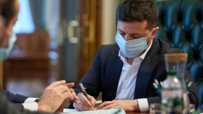 """Зеленский назвал сроки очередной встречи помощников """"нормандской четверк..."""