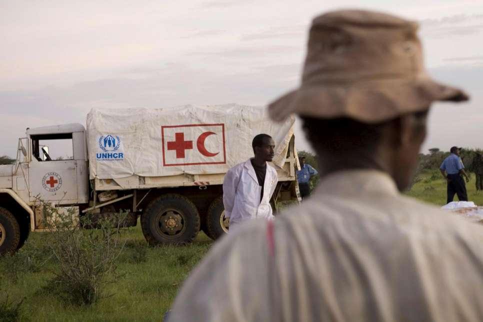 Глава Красного Креста советует готовиться к масштабной волне миграции из...