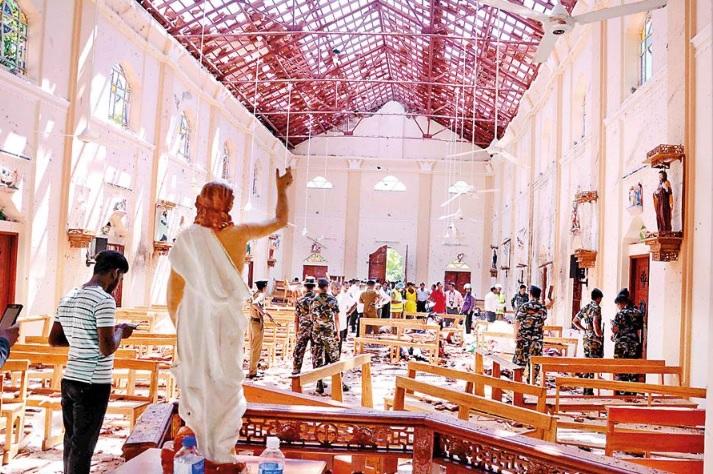 Полиция Шри-Ланки получила предупреждение о терактах, но ничего не предп...