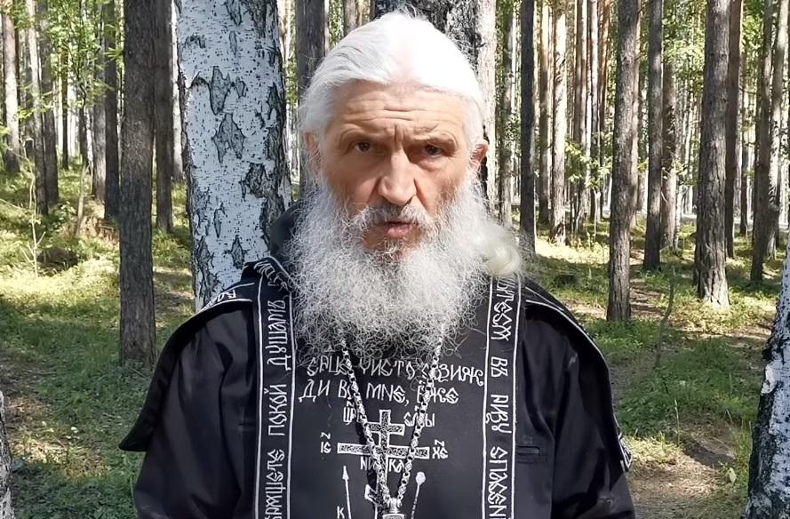 """""""Духовник Поклонской"""" потребовал от Путина передать ему власть"""