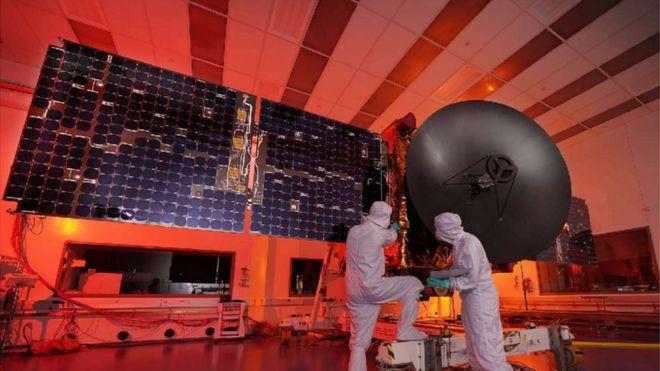 Первая арабская миссия на Марс готовится к старту