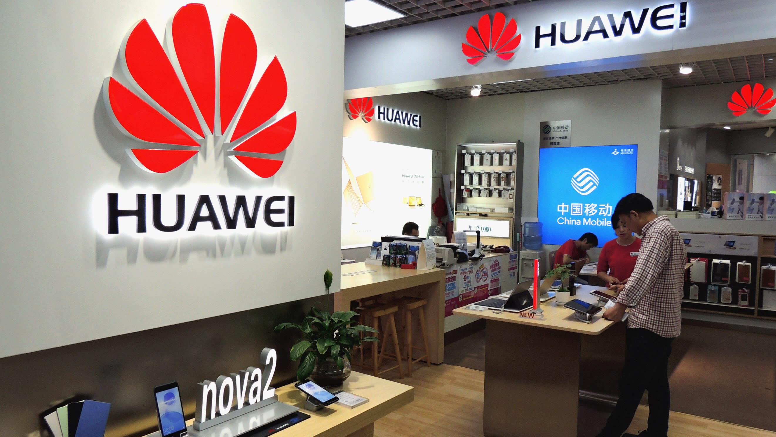 Вице-президент Huawei по мобильным сервисам: Мы экспортируем украинскую...