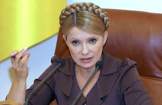 Тимошенко утверждает, что в больницах - трехкратный запас Тамифлю