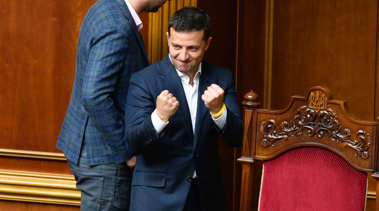 """""""Большая победа"""". Зеленский обрадовался $3 млрд компенсации от """"Газпрома..."""