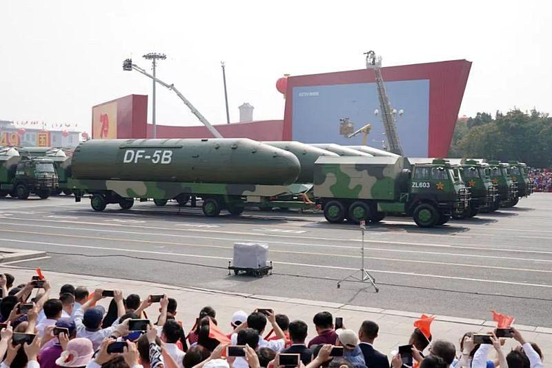 США бьет тревогу: Китай наращивает ядерный потенциал