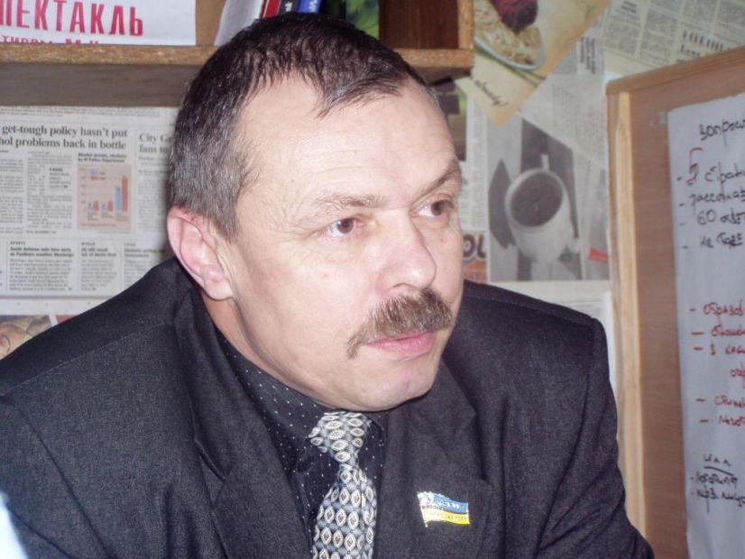 Задержан осужденный за госизмену бывший крымский депутат Ганыш