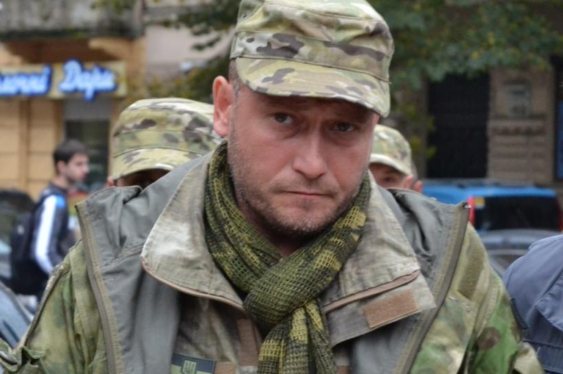 Ярош хочет возглавить украинскую делегацию в ТКГ