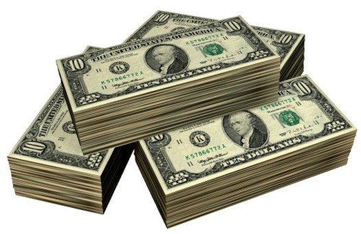 В обменниках повысились курсы евро и доллара