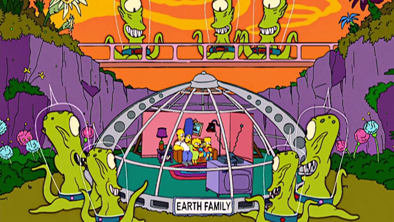 """Ученые предположили, что Земля — это """"галактический зоопарк"""" для развлеч..."""