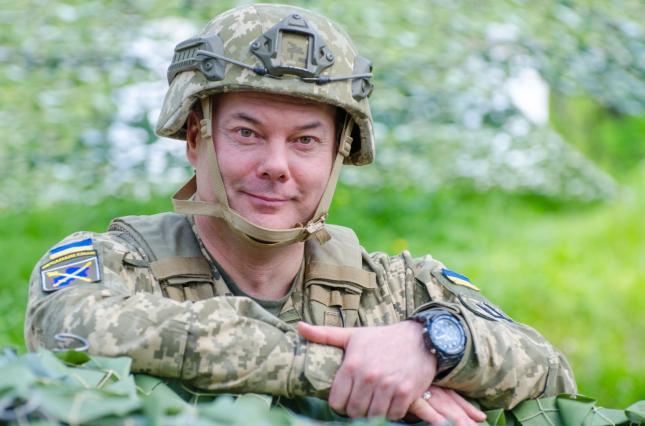 В конце лета в Украине состоятся масштабные учения ВСУ, – Наев