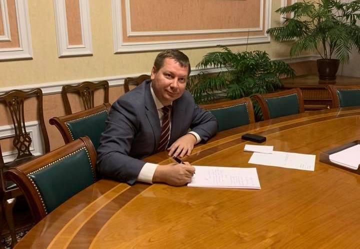 Глава Херсонской ОГА подал в отставку