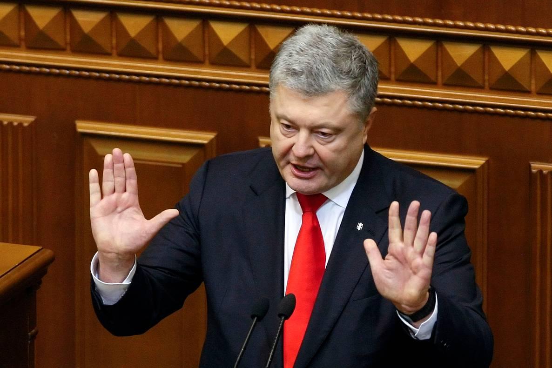"""""""Мне 54 года, я не..."""" Порошенко высказался по делу ГБР о """"госизмене"""" за..."""