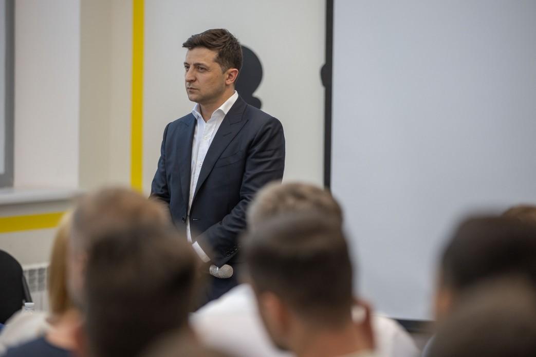 Зеленский анонсировал финансовые вливания в Донбасс