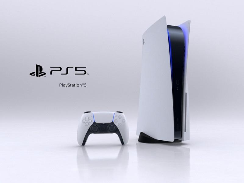 Sony представила дизайн PlayStation 5. Продажи начнутся в конце этого го...