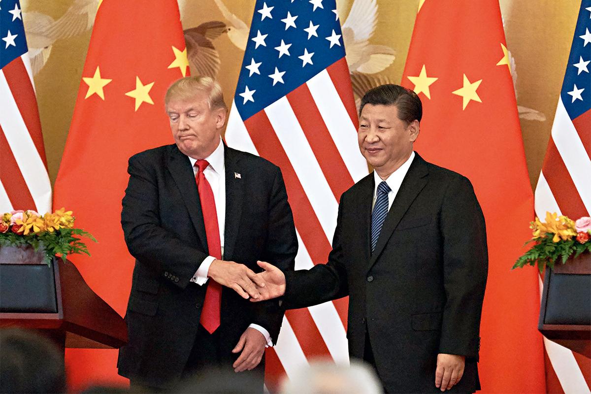 На пороге глобального кризиса. Торговая война между США и Китаем задает...