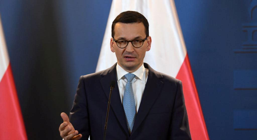 Польский премьер назвал Путина лгуном