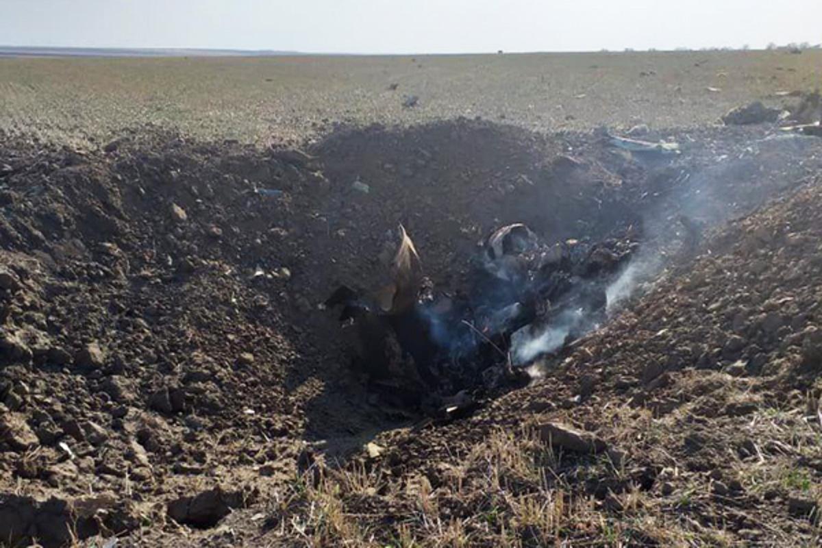 Летчики разбившегося в России Су-25 погибли
