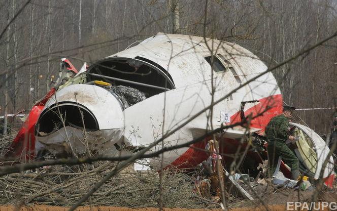 Ушел в отставку глава польской комиссии по крушению Ту-154 Качиньского