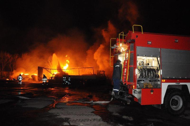 В результате взрывов в Кропивницком пострадало три человека