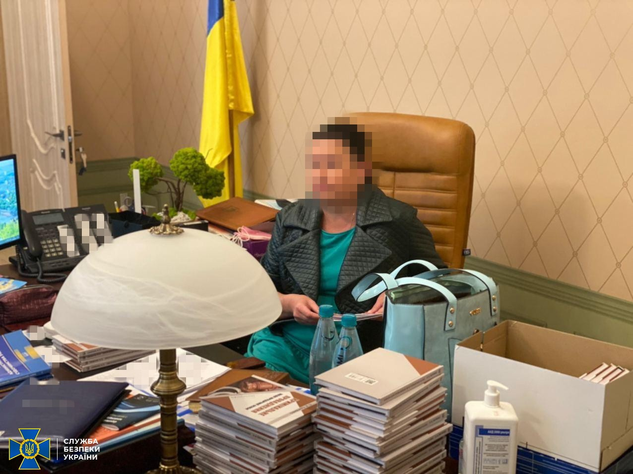 Главу Харьковского окружного админсуда поймали на взятке