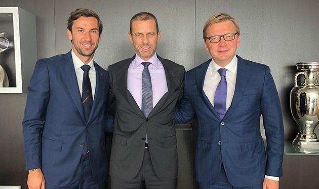 """Экс-капитан """"Шахтера"""" может стать официальным послом УЕФА"""