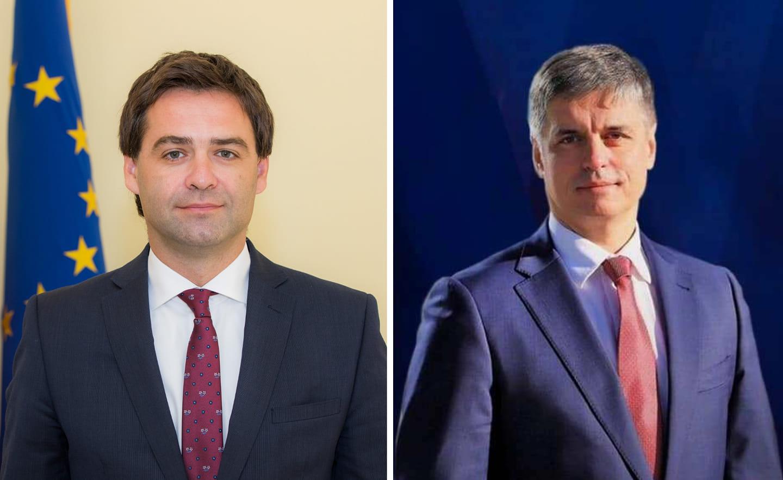 Глава МИД Молдовы посетит Украину с рабочим визитом