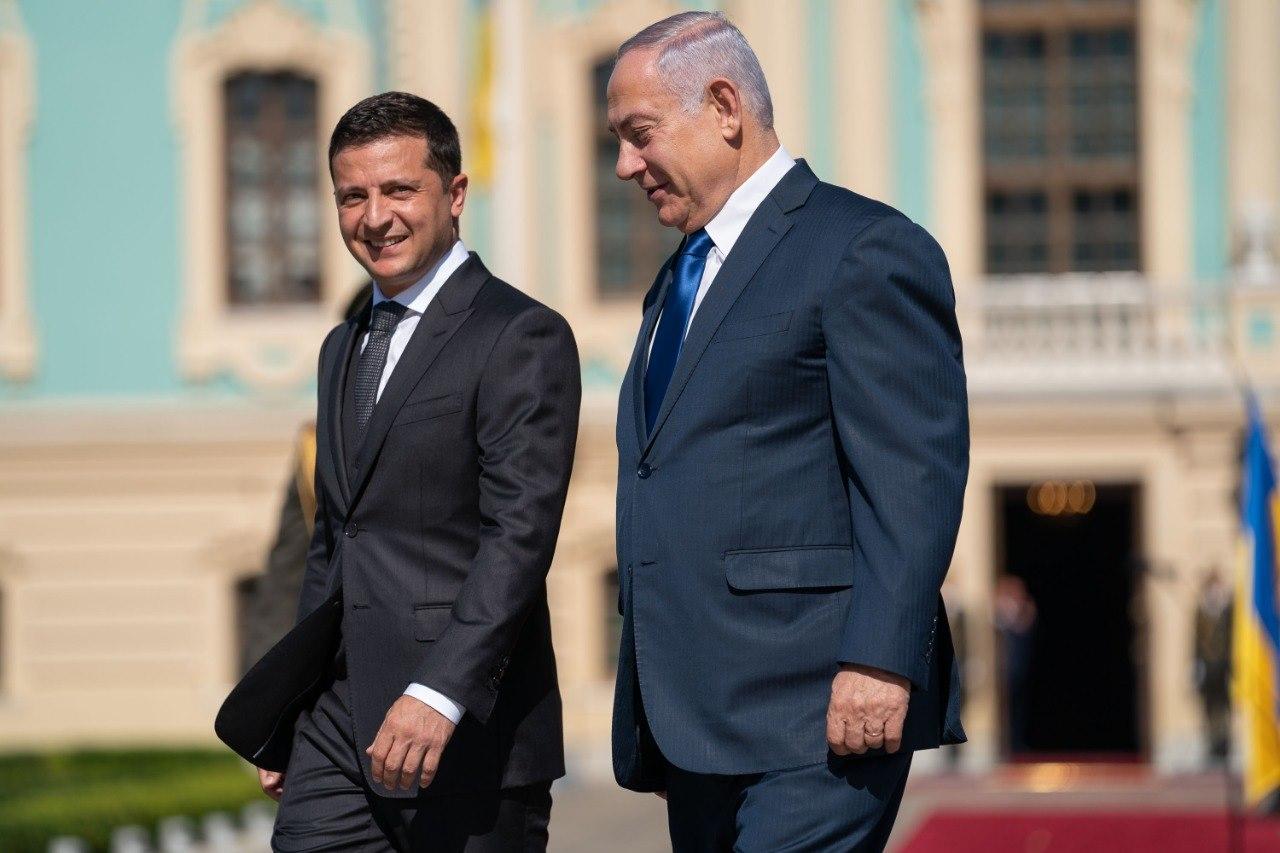 Зеленский озвучил сроки ратификации соглашения о ЗСТ с Израилем