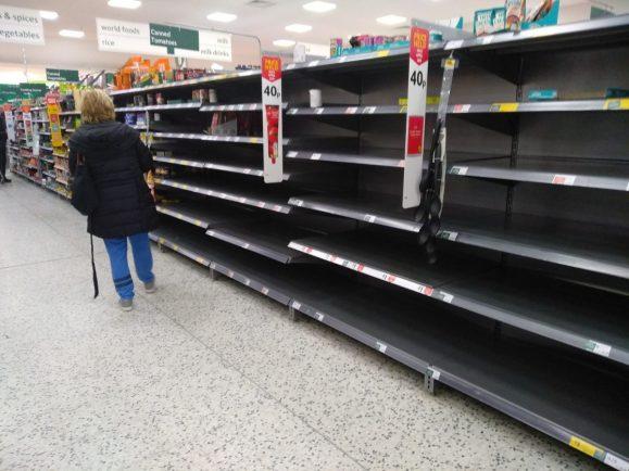 Миру грозит нехватка продовольствия уже в ближайшие недели, — ООН