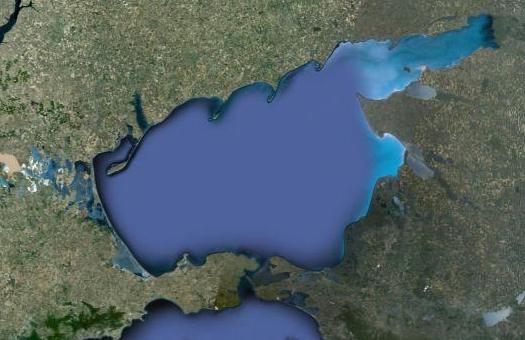 В Азовском море отказывают системы навигации, кроме российского Глонасс