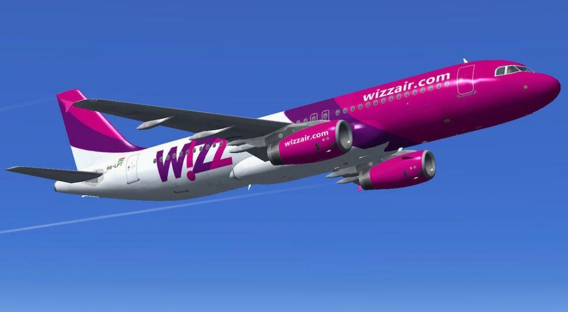 Авиакомпания Wizz Air подняла плату за приоритетную посадку