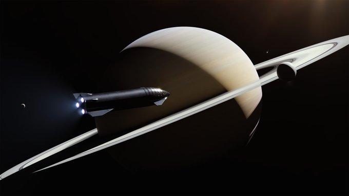 Маск презентовал концепцию корабля для полетов на Марс: Starship сможет...