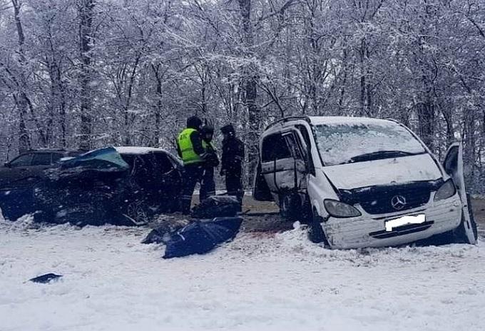 Автобус с украинцами попал в ДТП в России, 3 человека погибли