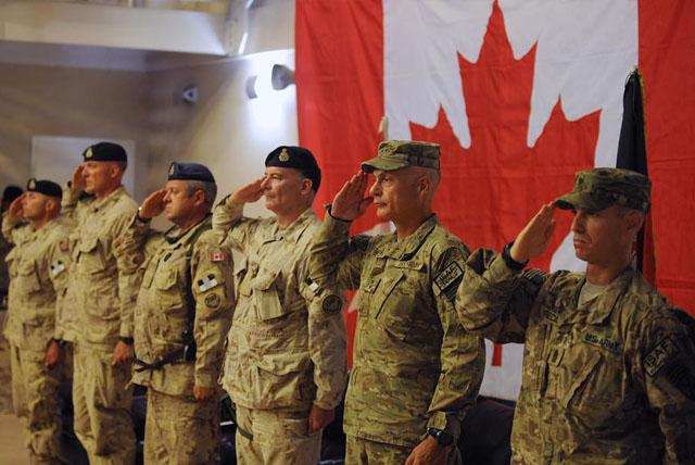 Канада продлевает военное присутствие в Ираке на два года