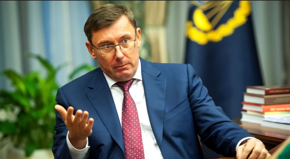 Луценко открыл три уголовных дела по заявлениям Кучмы и Зеленского