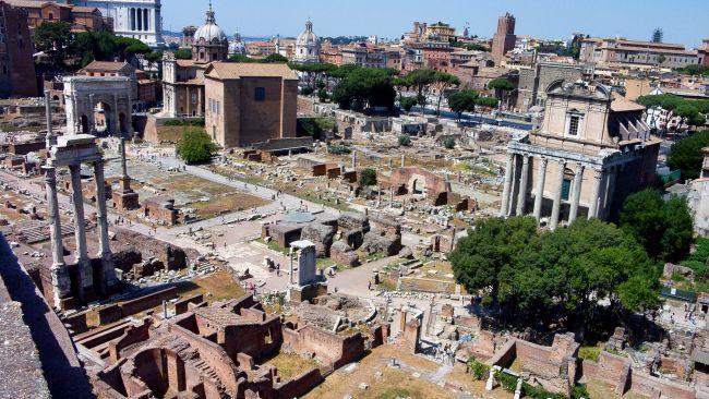 Ученые открыли саркофаг мифического основателя Рима, рожденного от бога...