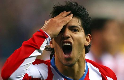 Челси намерен купить Серхио Агуэро за 67 млн. долл