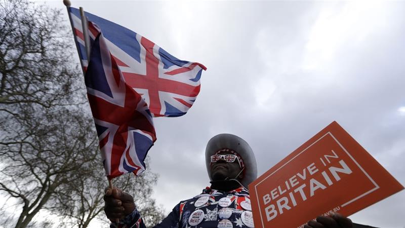Брюссель получил от Лондона документы по Brexit
