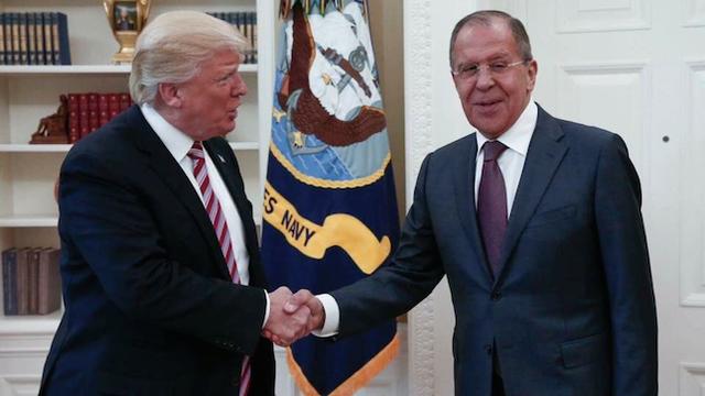 Трамп сегодня примет Лаврова в Белом доме, – The Hill