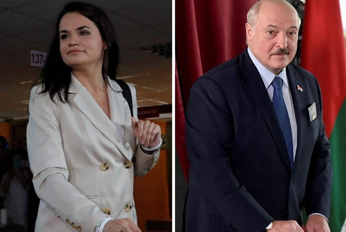 """""""Ее опутали, окутали"""": Лукашенко рассказал, как помог Тихановской уехать..."""
