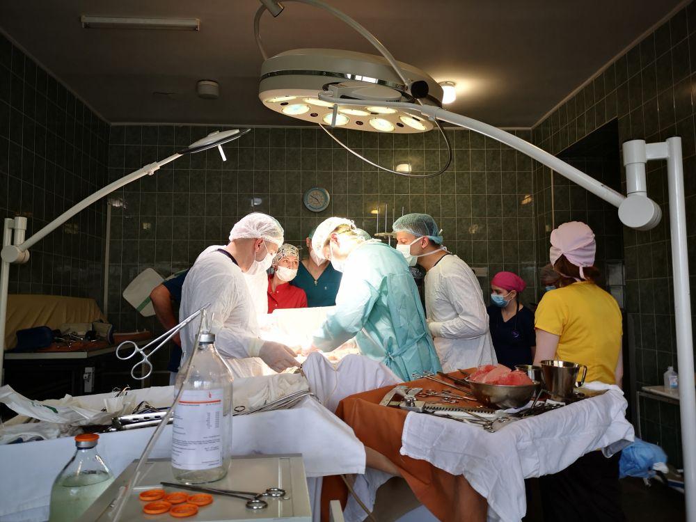 Во Львове впервые провели операцию по пересадке сердца