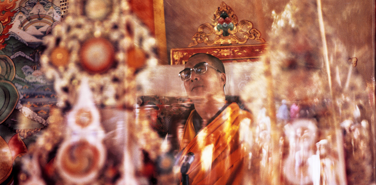 Его Святейшеству Далай-ламе XIV исполнилось 80 лет