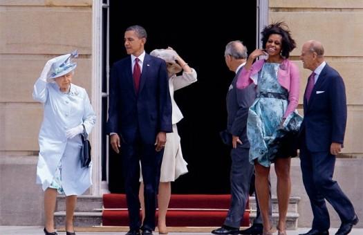 Визитные карточки. Европейское турне Барака Обамы