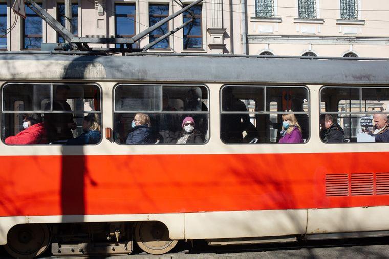 Киев попал в зеленую зону карантина