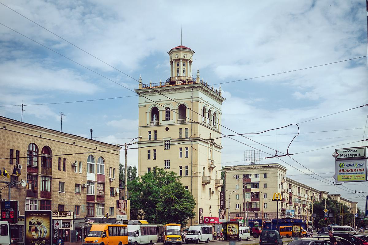 Осень Заречной улицы. Где в Запорожье увидеть уникальный заповедник сове...